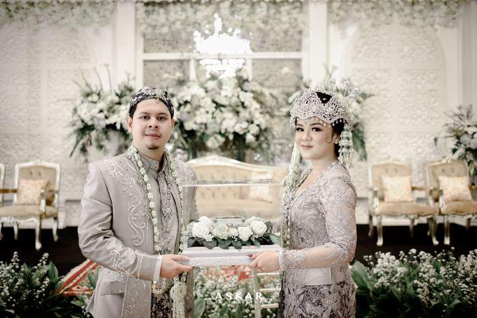 The Wedding Of nadine & Adam by redberry wedding - 025