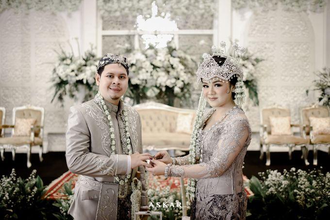 The Wedding Of nadine & Adam by redberry wedding - 027