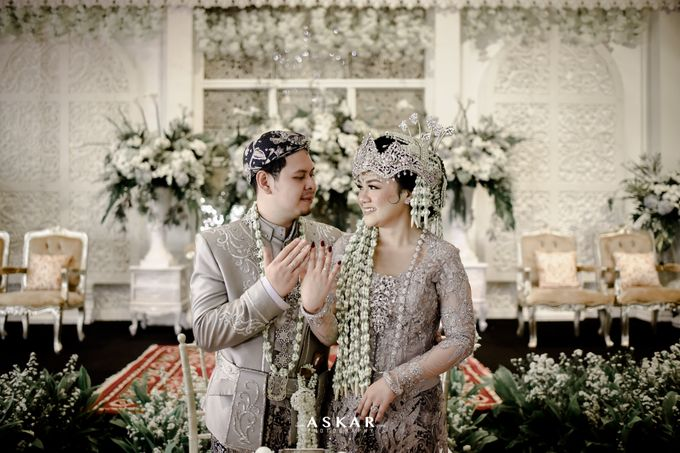 The Wedding Of nadine & Adam by redberry wedding - 028