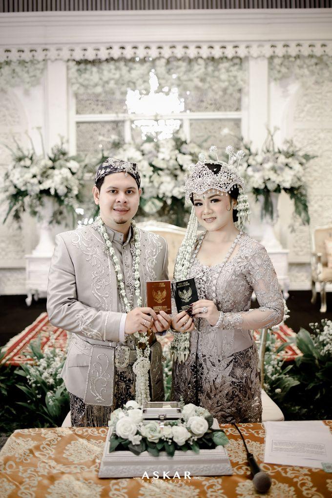 The Wedding Of nadine & Adam by redberry wedding - 030