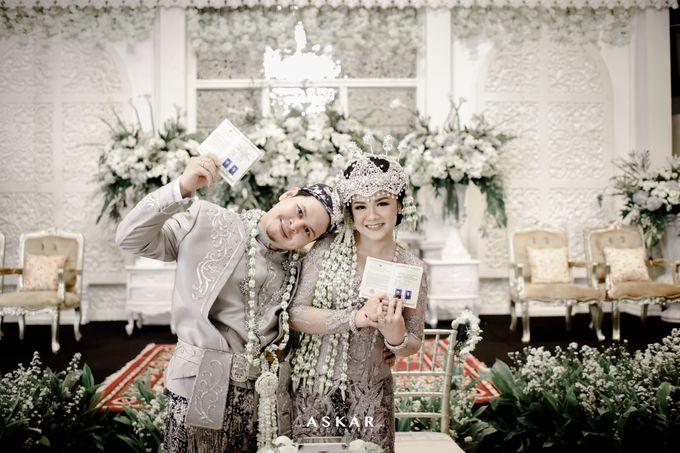 The Wedding Of nadine & Adam by redberry wedding - 031