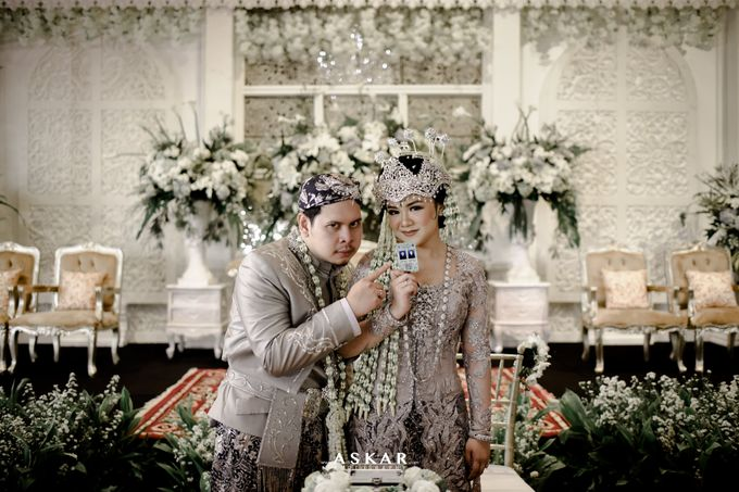 The Wedding Of nadine & Adam by redberry wedding - 032