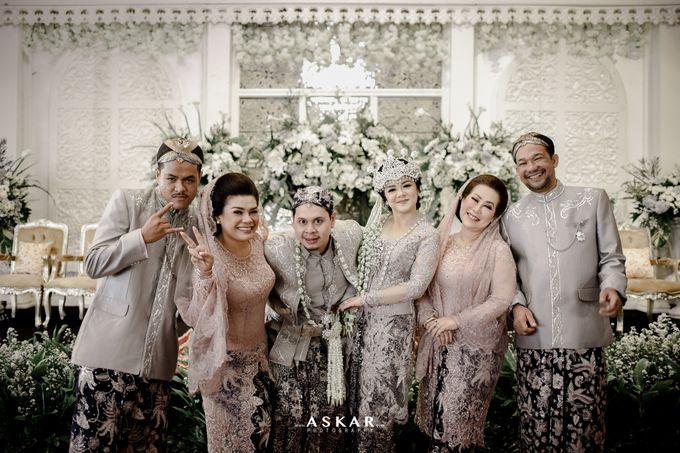 The Wedding Of nadine & Adam by redberry wedding - 033