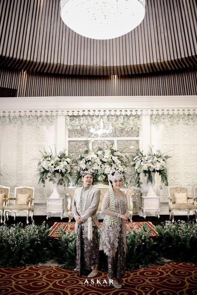 The Wedding Of nadine & Adam by redberry wedding - 034