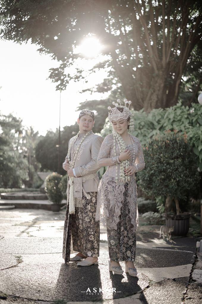 The Wedding Of nadine & Adam by redberry wedding - 036
