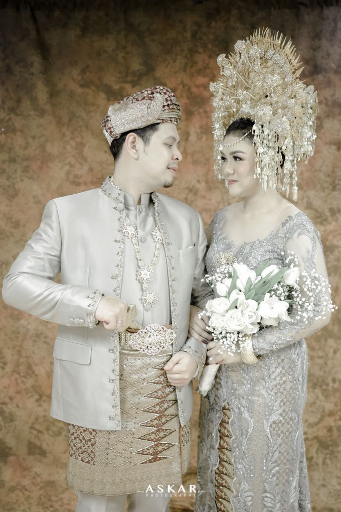 The Wedding Of nadine & Adam by redberry wedding - 039