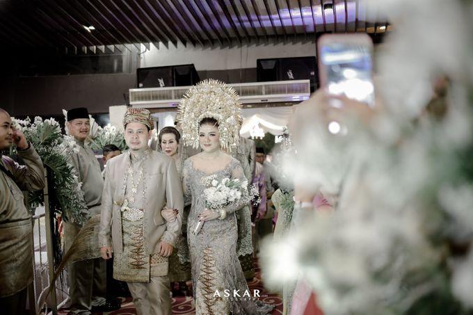 The Wedding Of nadine & Adam by redberry wedding - 040