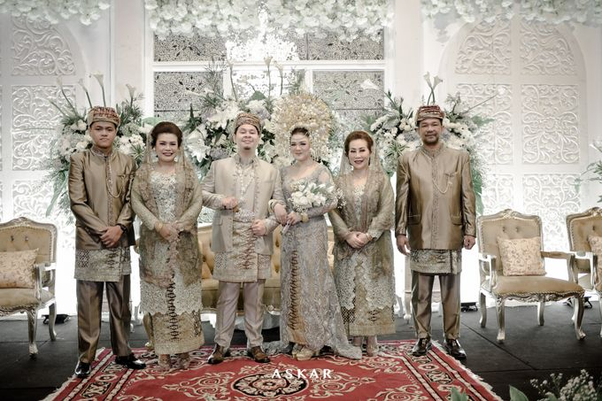 The Wedding Of nadine & Adam by redberry wedding - 041