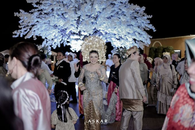 The Wedding Of nadine & Adam by redberry wedding - 044