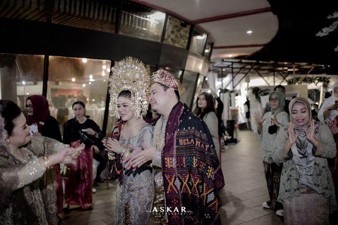 The Wedding Of nadine & Adam by redberry wedding - 045