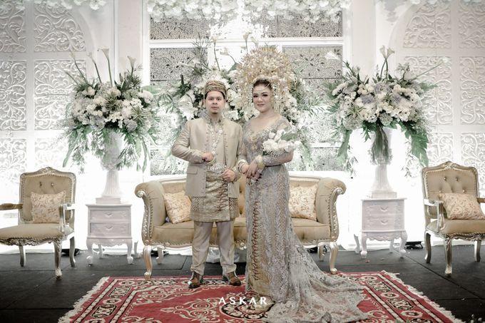 The Wedding Of nadine & Adam by redberry wedding - 046