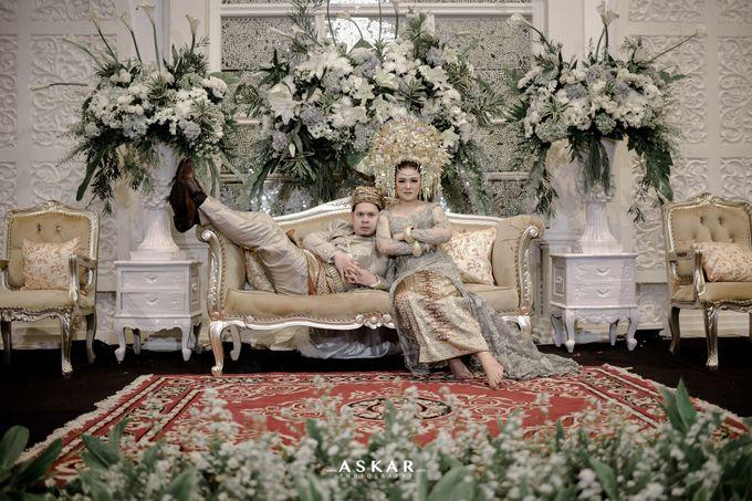 The Wedding Of nadine & Adam by redberry wedding - 047