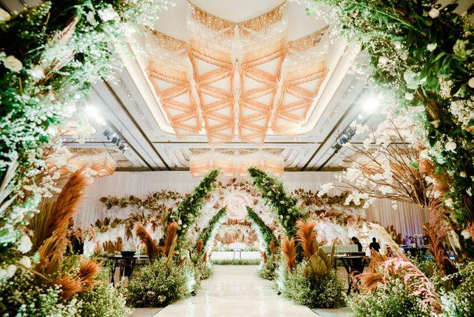 Wedding Venues Hotel InterContinental Jakarta Pondok Indah by InterContinental Jakarta Pondok Indah - 003