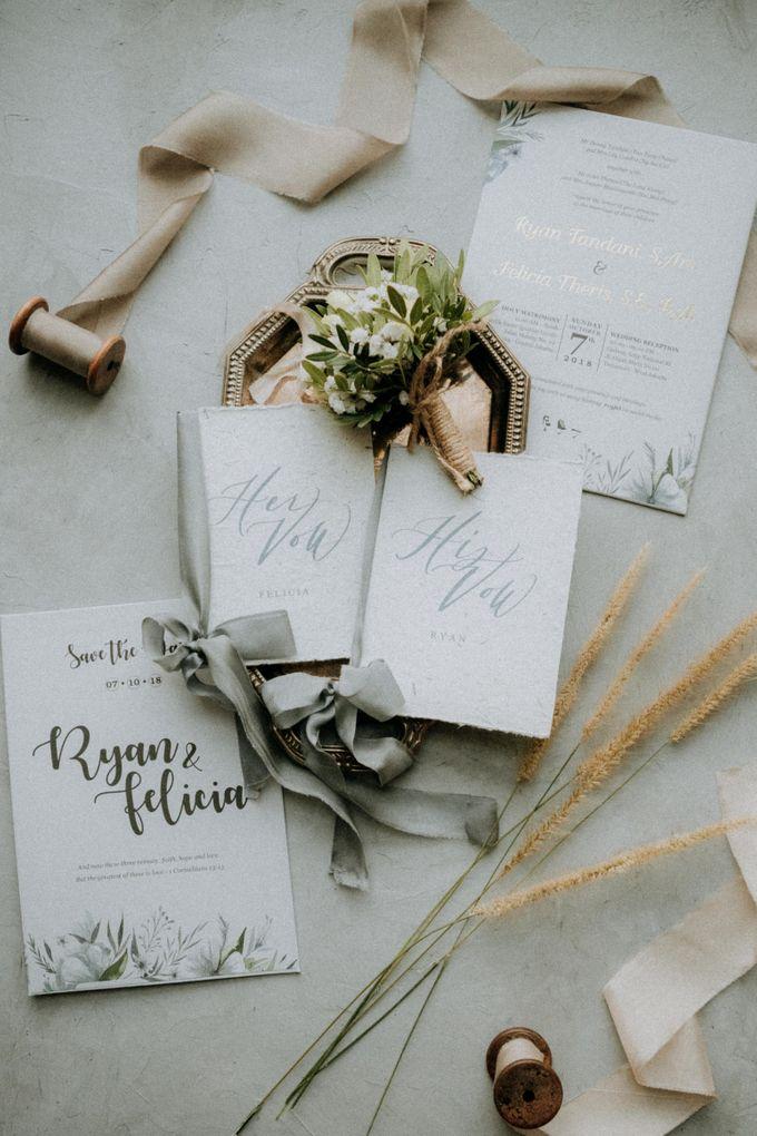 Ryan & Feli Wedding day by Keyva Photography - 001