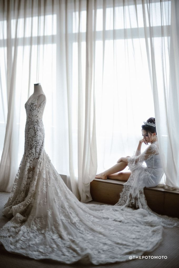 Arfandi & Vanessa Wedding by Thepotomoto Photography - 009