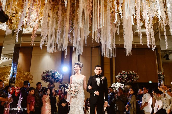 Arfandi & Vanessa Wedding by Thepotomoto Photography - 018