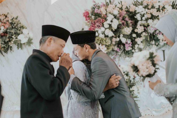 Jack Anggun Wedding by SAND WEDDING ORGANIZER - 011