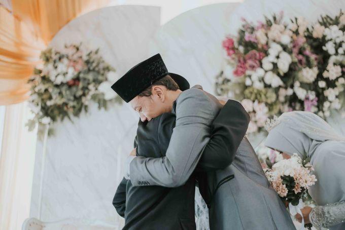 Jack Anggun Wedding by SAND WEDDING ORGANIZER - 012
