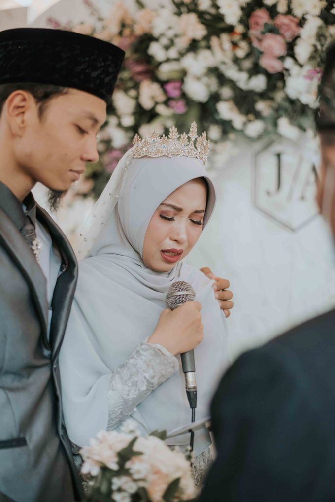 Jack Anggun Wedding by SAND WEDDING ORGANIZER - 013