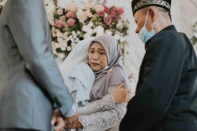 Jack Anggun Wedding by SAND WEDDING ORGANIZER - 015