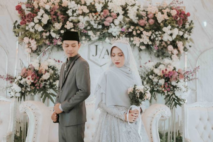 Jack Anggun Wedding by SAND WEDDING ORGANIZER - 007