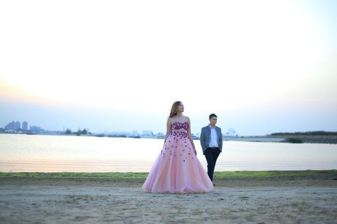 Shinta and Aldo Prewedding by Michelle Bridal - 004