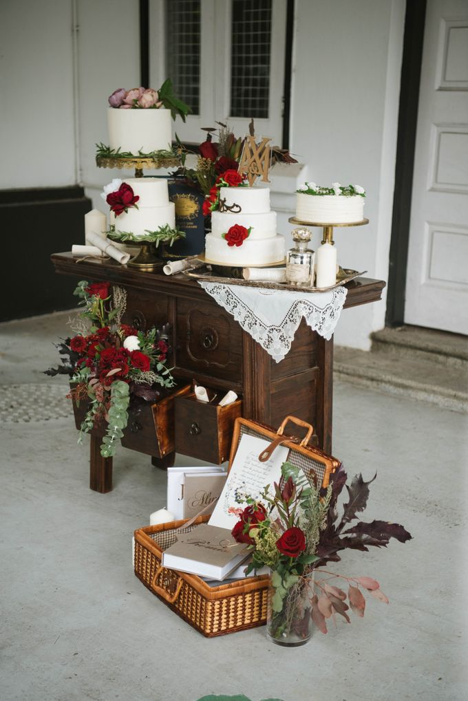 Rustic Styled Shoot w Magical Dream by Petalfoo - 003