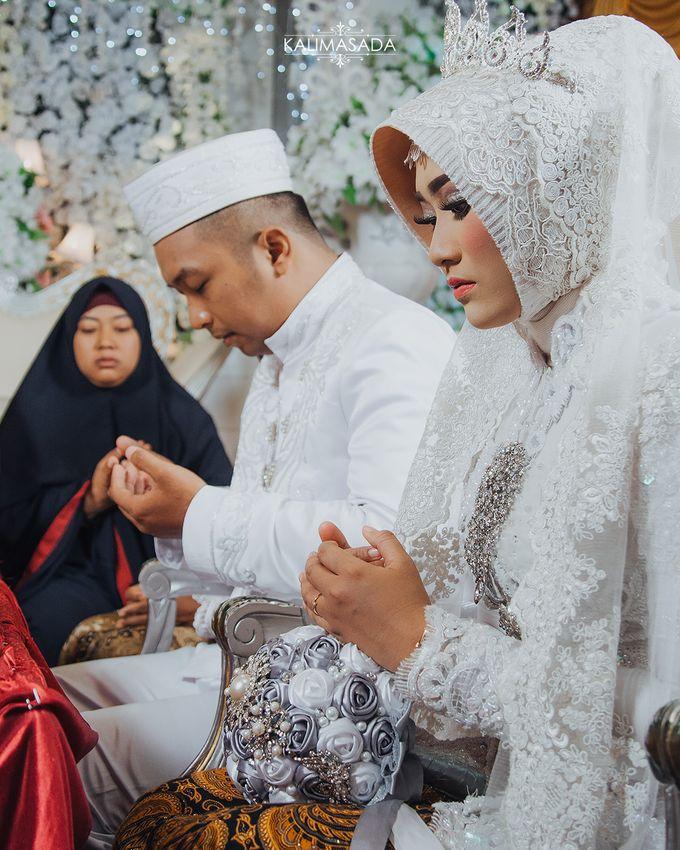 Ratih & Indra Wedding by Kalimasada Photography - 001