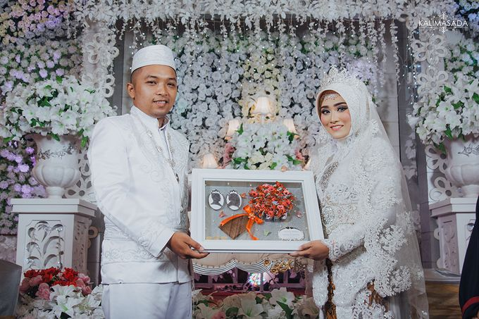 Ratih & Indra Wedding by Kalimasada Photography - 005