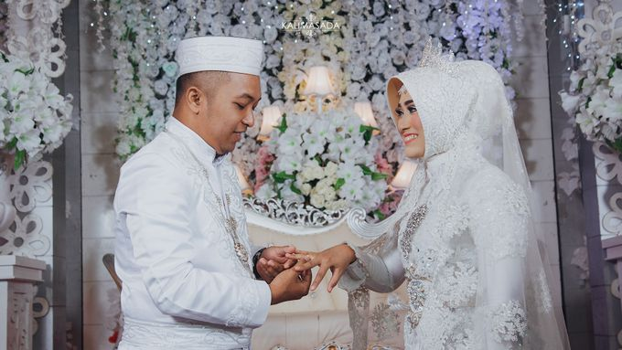 Ratih & Indra Wedding by Kalimasada Photography - 006
