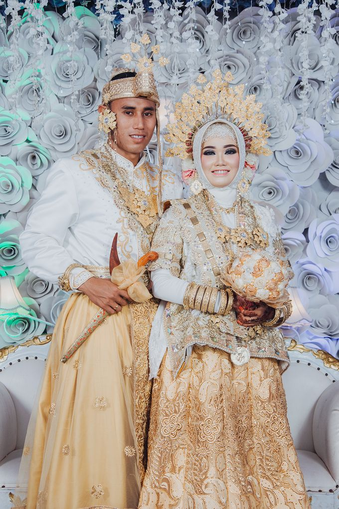 Tari & Hamsul Wedding by Kalimasada Photography - 013