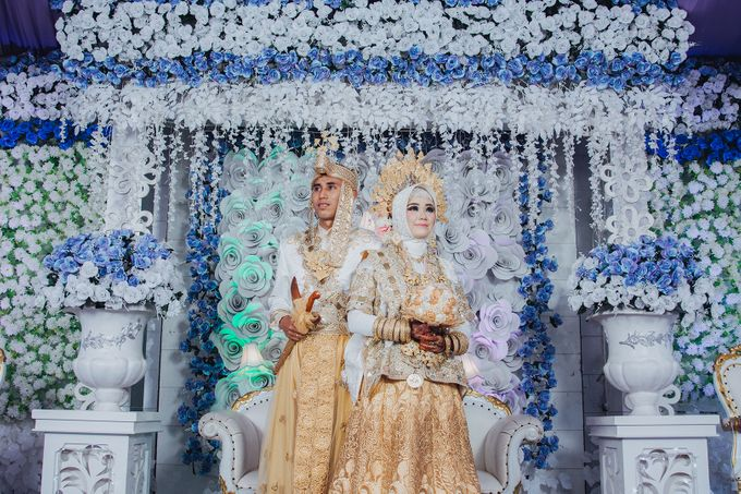 Tari & Hamsul Wedding by Kalimasada Photography - 019