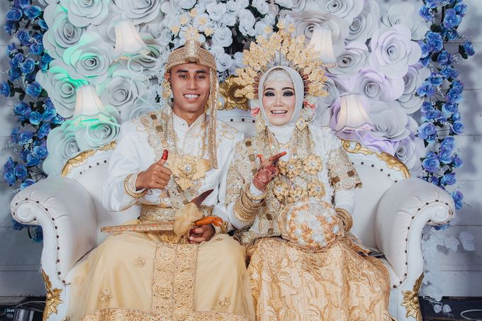 Tari & Hamsul Wedding by Kalimasada Photography - 010