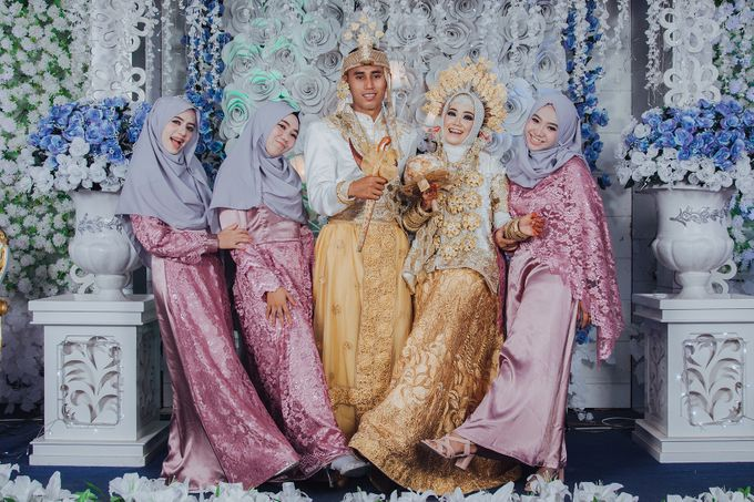 Tari & Hamsul Wedding by Kalimasada Photography - 014