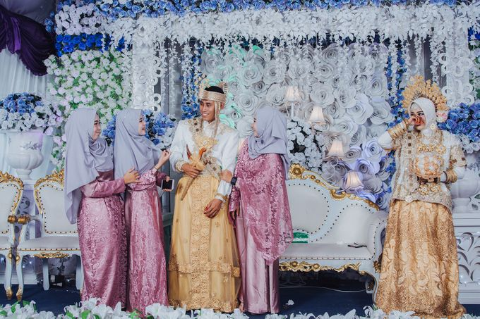 Tari & Hamsul Wedding by Kalimasada Photography - 011