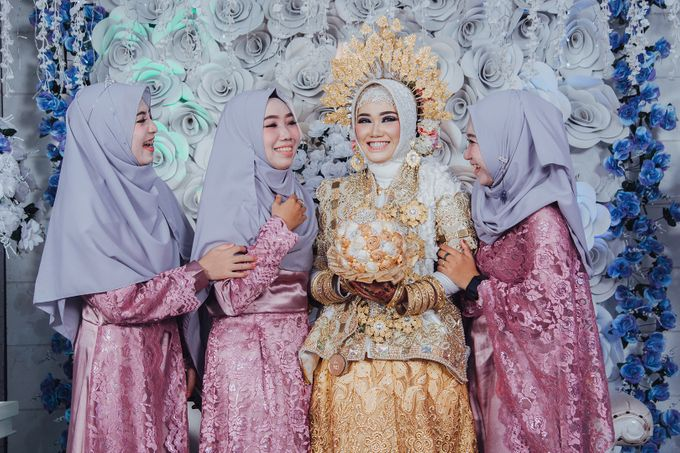 Tari & Hamsul Wedding by Kalimasada Photography - 017