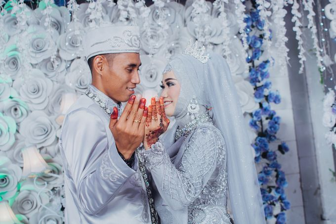 Tari & Hamsul Wedding by Kalimasada Photography - 005