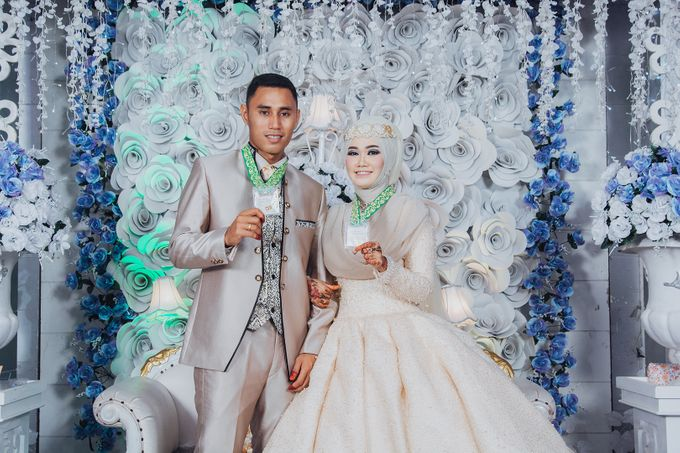 Tari & Hamsul Wedding by Kalimasada Photography - 006