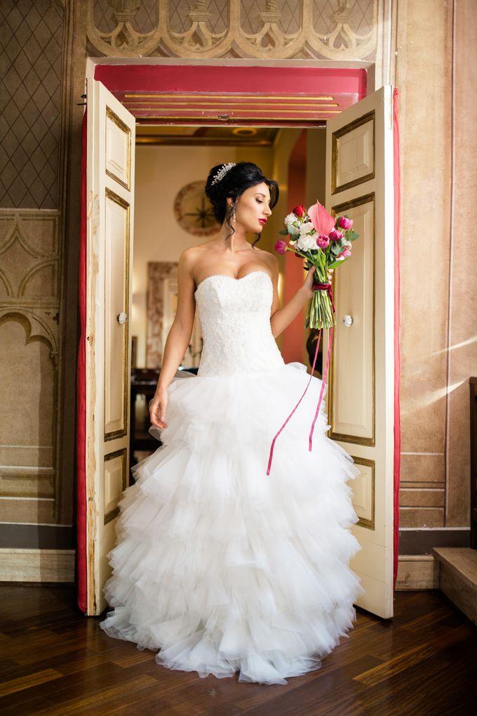 Wedding in Tivoli by AYMakeMeUp - 005
