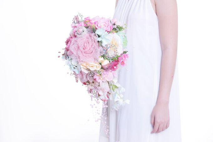 Luxurious Bouquet by LUX floral design - 011