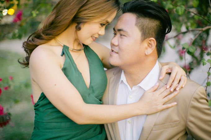 Melvin & Mary Jane by Shula Makeup Artistry - 012