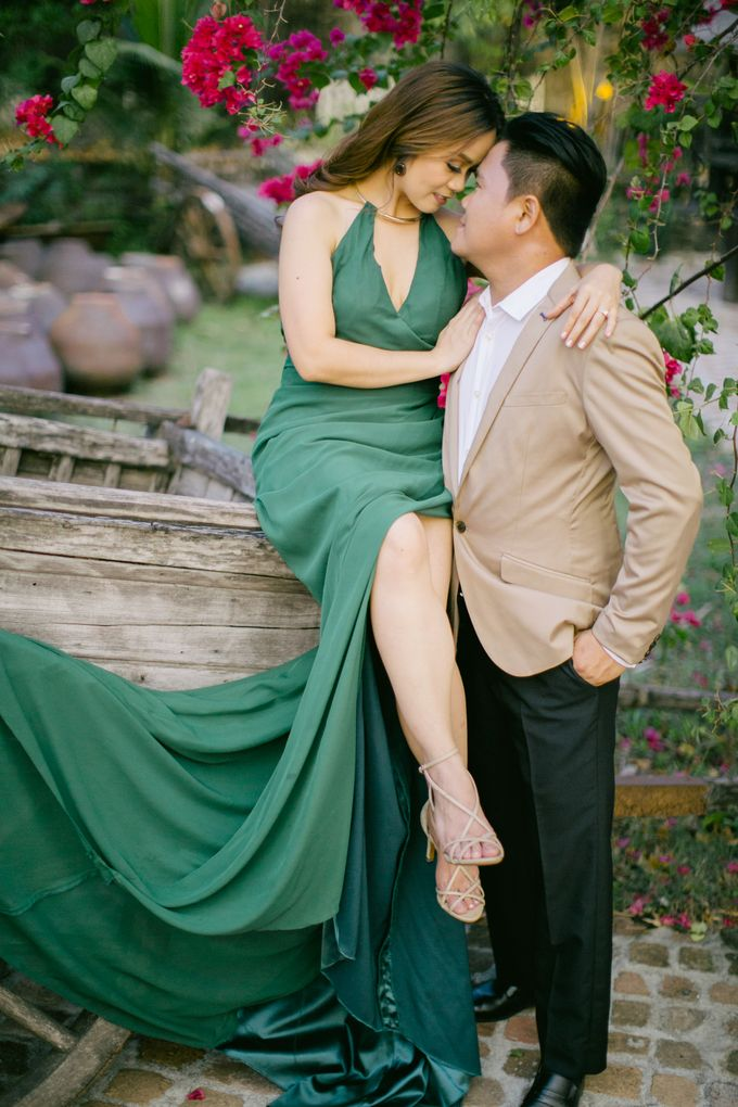 Melvin & Mary Jane by Shula Makeup Artistry - 014
