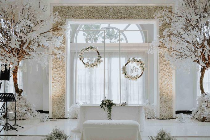 The Wedding of William and Ariestya by MALVA Bridesmaids - 010