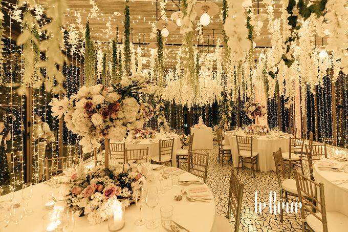 When the Sky Meets the Ocean by Le Rêve Events International - 006