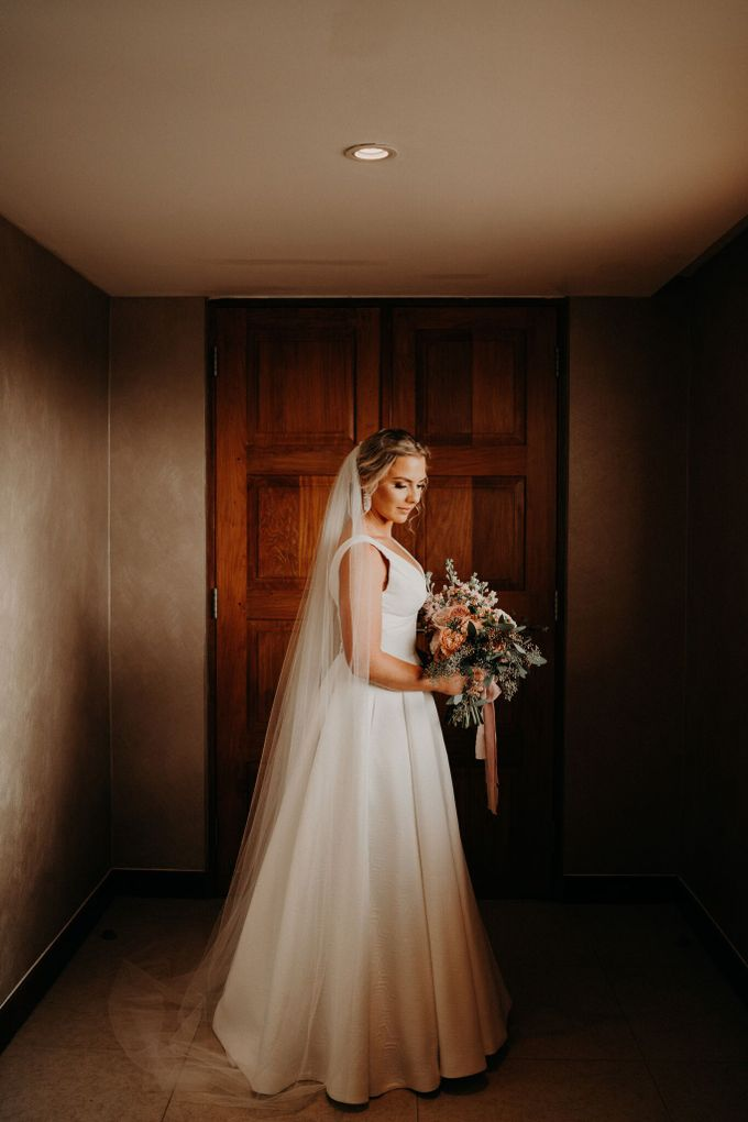 Caitlin & Kenny Wedding by Holiday Inn Resort Baruna Bali - 001