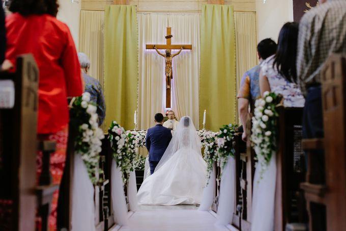 THE WEDDING OF ROCKY & DEASY by Alluvio - 001