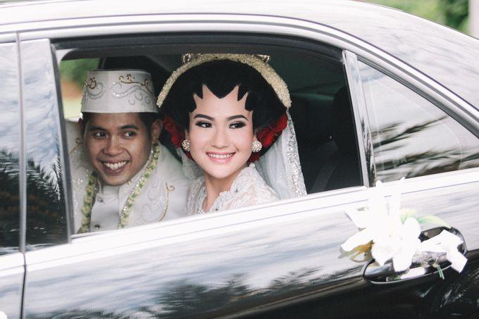 The Wedding of Nesha & Dito by Ahava by Bona Soetirto - 017