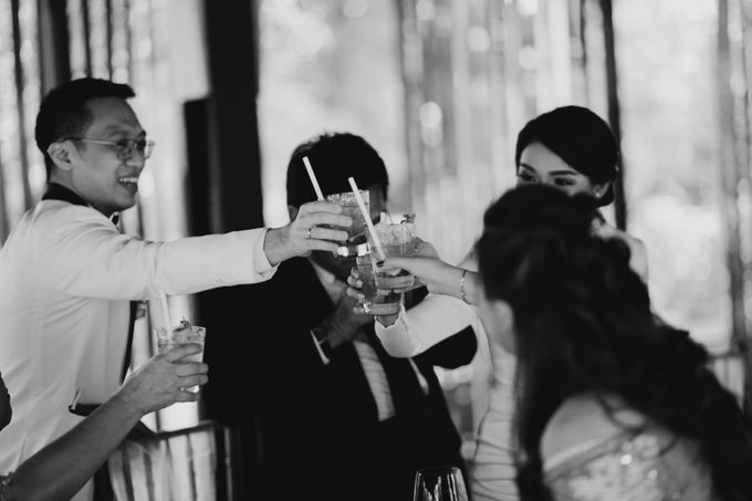 Intimate Bali Wedding of Willy & Dewi by Lentera Wedding - 027