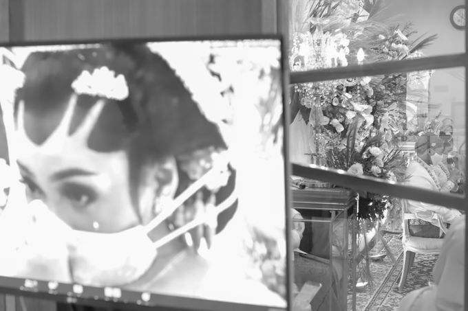 Vania & Febri Wedding at Pondok Indah Golf by Mirza Photography - 010