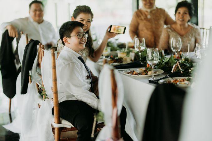 Intimate Bali Wedding of Willy & Dewi by Lentera Wedding - 028